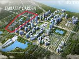 Biệt thự Embassy-Garden